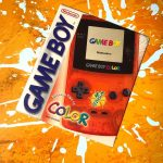 Nintendo GameBoy Color Yedigun